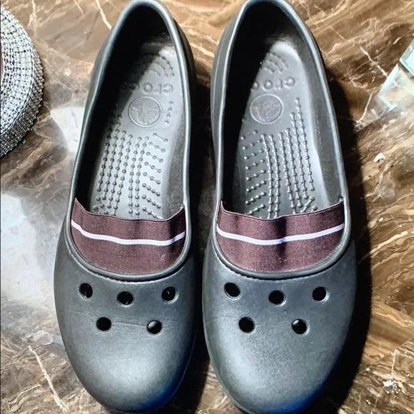 CROCS Shoes | Crocs Women 1 Wide Width